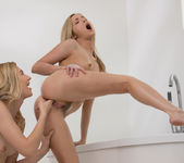 Alexa & Karla Kush - Suds and Sex - X-Art 9