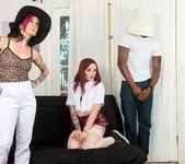 Chloe Carter's First Black Cock - Burning Angel 5