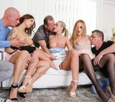 Billie Star, Vinna Reed, Eva Berger - Swingers Orgies #12 3
