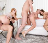 Billie Star, Vinna Reed, Eva Berger - Swingers Orgies #12 10