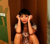 Japanese cutie Marica Hase is his personal sex doll 3