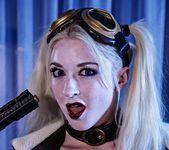 Sexy Leya gets nude - Leya Falcon 5