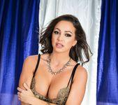 Abigail Mac sexy lingerie tease 10