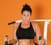 Alison Tyler's X-rated workout 2