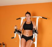 Alison Tyler's X-rated workout 3