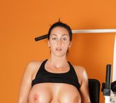 Alison Tyler's X-rated workout 6