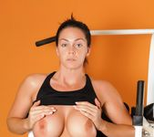 Alison Tyler's X-rated workout 9