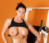 Alison Tyler's X-rated workout 11