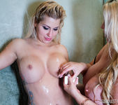 Savana Styles in Soapy Big Tit Girls 9