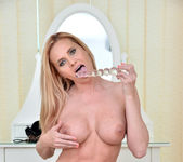 Lili Peterson - Mature Toy Masturbation 11