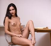 Gorgeous perky brunette Katy P 19