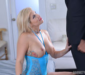 Savana Styles in BBC Down My Throat 2