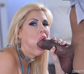 Savana Styles in BBC Down My Throat 12