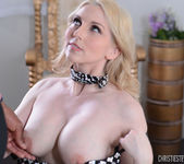 Christie Stevens in Blowjob Challenge 4