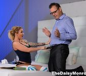 Daisy seduces her tutor & pays him in her own way 2