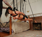 Ariella Ferrera in Blow Job Suspension 14