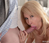 Erica Lauren in Hard Cock Sales Call 4