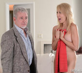 Erica Lauren in Hard Cock Sales Call 14