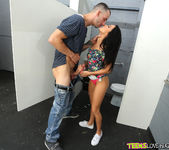 Megan Rain - Roadtrip Gloryhole - Teens Love Huge Cocks 7