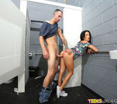 Megan Rain - Roadtrip Gloryhole - Teens Love Huge Cocks 11