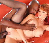 Joslyn James in Riding A Big Black Cock 12