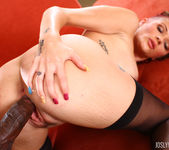 Joslyn James in Riding A Big Black Cock 13