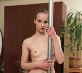 Aurelia  - stripper pole practice 20