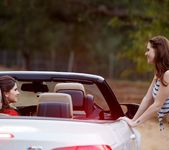 Aspen Rae, Shae Snow - Car Trouble 2