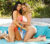Cherie DeVille, Romi Rain - I Like It Rough 2