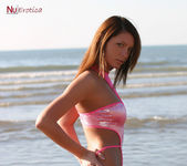 Orsi Kocsis - Orsi At The Beach 4