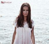 Arina Drozdetskaya - Arina In Wet Tshirt - NuErotica 2