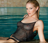 Liz Ashley In The Pool - NuErotica 6