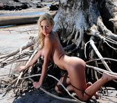 Busty Grazie At The Beach - NuErotica 12