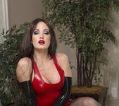 Angela Sommers - Goddess In Latex 6