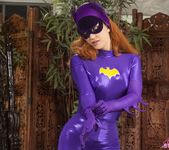 Angela Sommers - Batgirl Getting Dressed 11