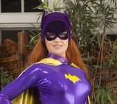 Angela Sommers - Batgirl Getting Dressed 12