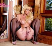 Angela Sommers - Pink Lace by Holly 10
