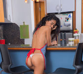 Susy Salome kitchen nudes 3