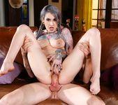 Very Adult Wednesday Addams - Lady Luna - Burning Angel 9