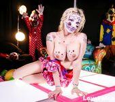 Leya at the Clown Strip Club - Leya Falcon 8