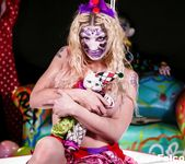 Leya at the Clown Strip Club - Leya Falcon 10