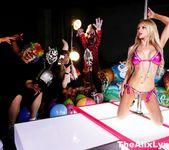 Crazy Clown Strip Club lesbian fucking! - Alix Lynx 3