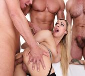 Brittany Bardot - 4 on 1 Gang Bangs #08 - Doghouse Digital 12