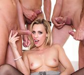 Brittany Bardot - 4 on 1 Gang Bangs #08 - Doghouse Digital 15