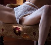 Mila Blaze's hot lacy panties 9