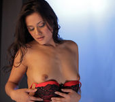 Selma Sins - Stockings And Heels - Nubile Films 7