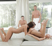 Gina Devine, Dido Angel - Group Session - Nubile Films 4