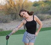 Jeska Vardinski - Golf Date - SpunkyAngels 4