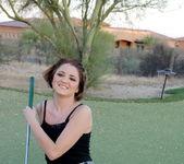 Jeska Vardinski - Golf Date - SpunkyAngels 5