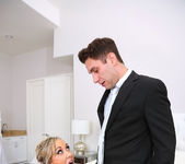 Brandi Love, Bella Rose - Bride To Be - Moms Bang Teens 3